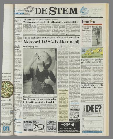 de Stem 1992-07-24