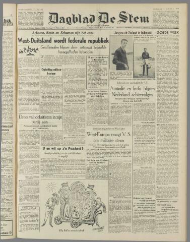 de Stem 1949-04-09