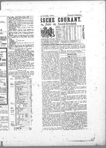 Nieuwe Goessche Courant 1874-07-14