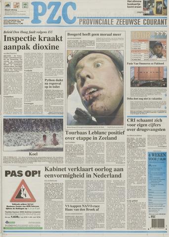 Provinciale Zeeuwse Courant 1999-07-06