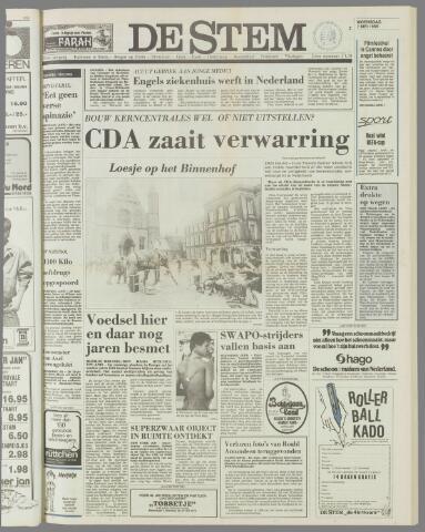 de Stem 1986-05-07