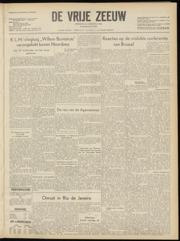 de Vrije Zeeuw 1954-08-24