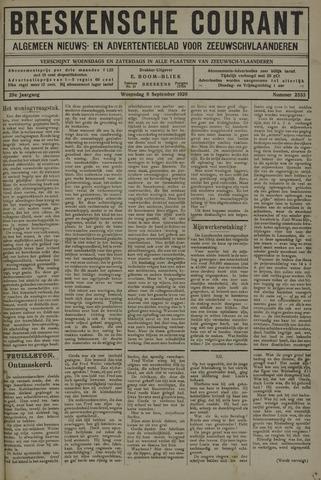 Breskensche Courant 1920-09-08