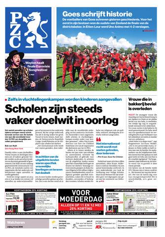 Provinciale Zeeuwse Courant 2018-05-11