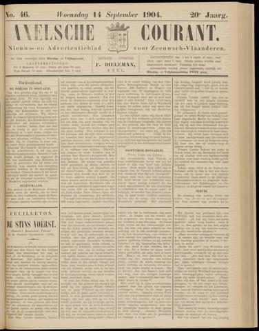 Axelsche Courant 1904-09-14