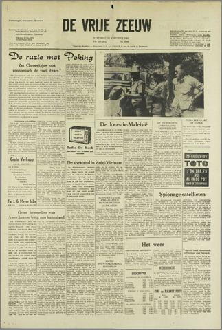 de Vrije Zeeuw 1963-08-24