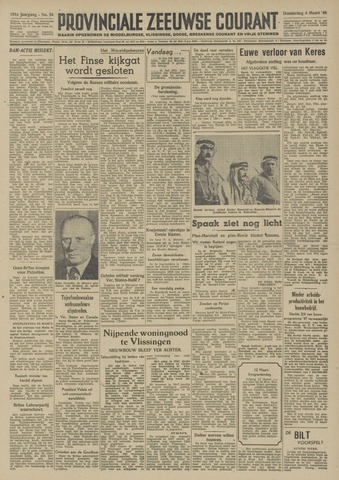 Provinciale Zeeuwse Courant 1948-03-04