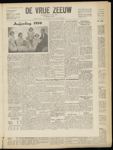 de Vrije Zeeuw 1950-06-22