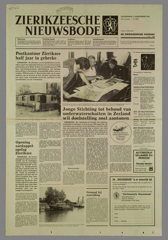 Zierikzeesche Nieuwsbode 1985-09-05