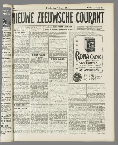 Nieuwe Zeeuwsche Courant 1912-03-07
