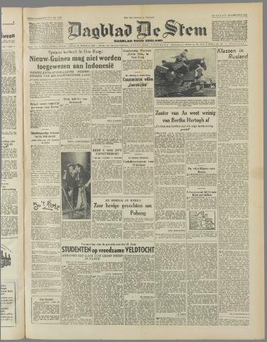 de Stem 1950-08-29