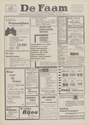 de Faam en de Faam/de Vlissinger 1969-06-26