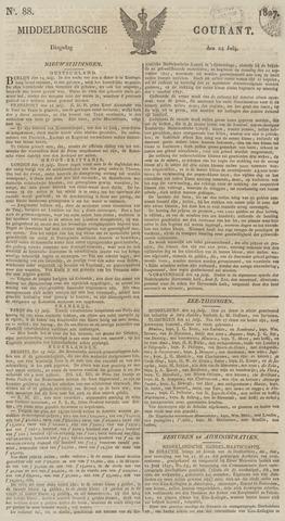 Middelburgsche Courant 1827-07-24