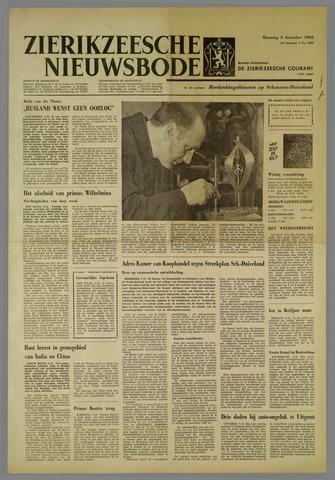 Zierikzeesche Nieuwsbode 1962-12-03