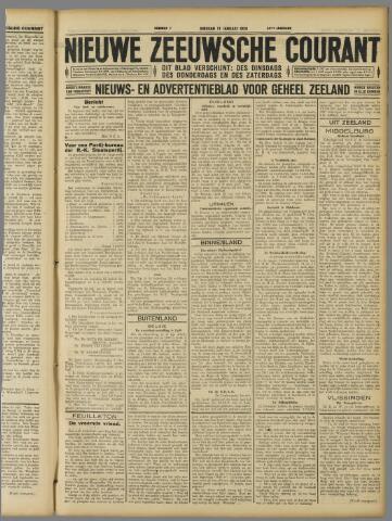 Nieuwe Zeeuwsche Courant 1928-01-17