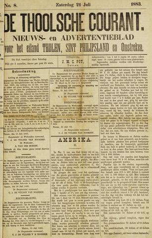 Ierseksche en Thoolsche Courant 1883-07-21