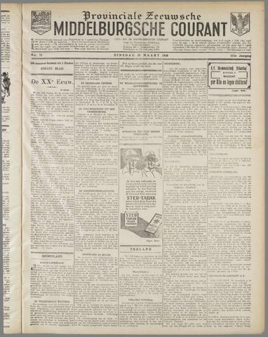 Middelburgsche Courant 1930-03-25