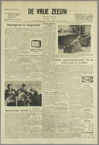 de Vrije Zeeuw 1963-04-03