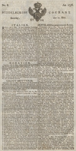 Middelburgsche Courant 1758-05-20