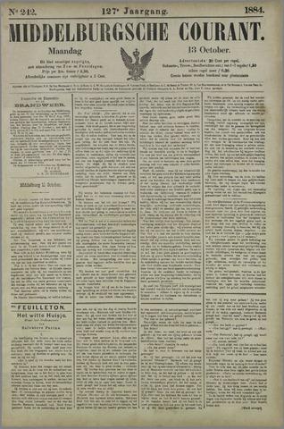 Middelburgsche Courant 1884-10-13