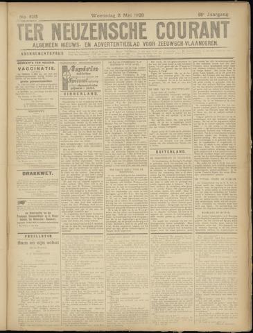 Ter Neuzensche Courant. Algemeen Nieuws- en Advertentieblad voor Zeeuwsch-Vlaanderen / Neuzensche Courant ... (idem) / (Algemeen) nieuws en advertentieblad voor Zeeuwsch-Vlaanderen 1928-05-02