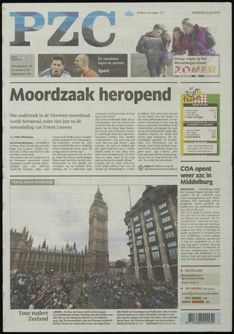 Provinciale Zeeuwse Courant 2014-07-08
