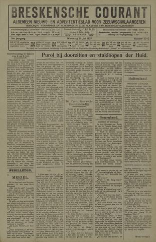 Breskensche Courant 1927-07-13