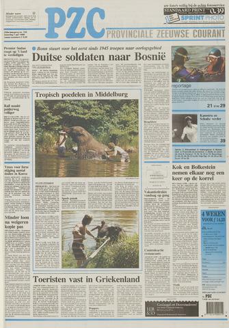 Provinciale Zeeuwse Courant 1995-07-01