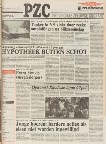 Provinciale Zeeuwse Courant 1979-04-21