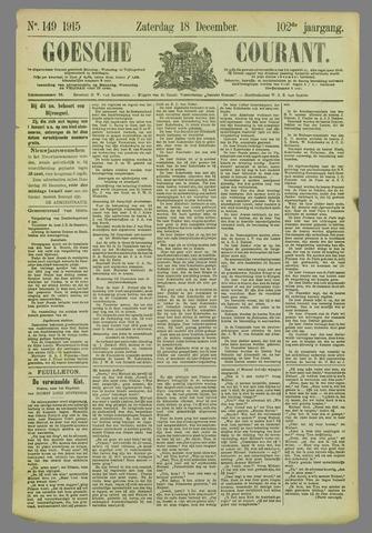 Goessche Courant 1915-12-18