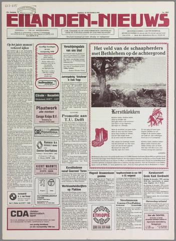 Eilanden-nieuws. Christelijk streekblad op gereformeerde grondslag 1989-12-22