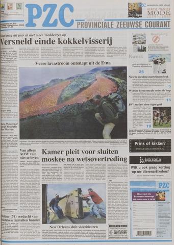 Provinciale Zeeuwse Courant 2004-09-15