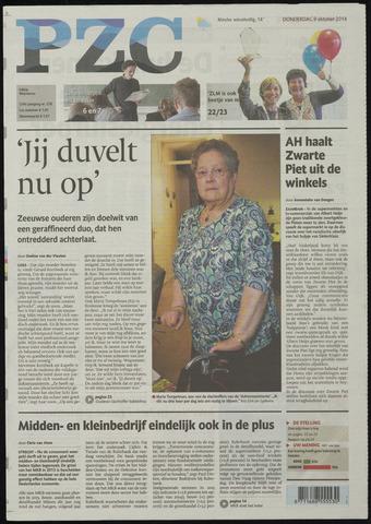 Provinciale Zeeuwse Courant 2014-10-09