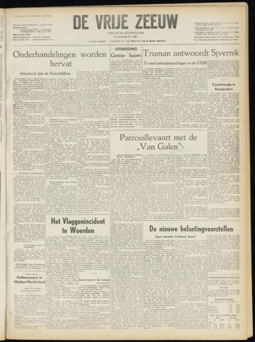 de Vrije Zeeuw 1951-08-10