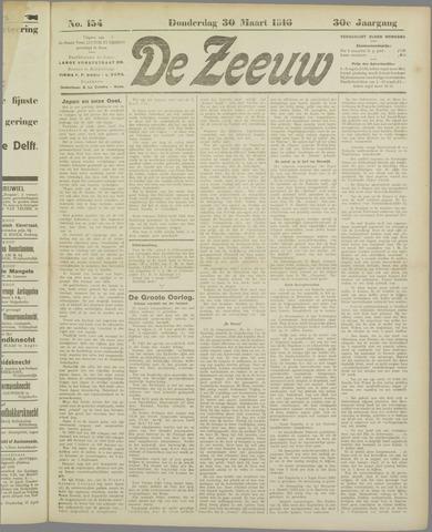 De Zeeuw. Christelijk-historisch nieuwsblad voor Zeeland 1916-03-30