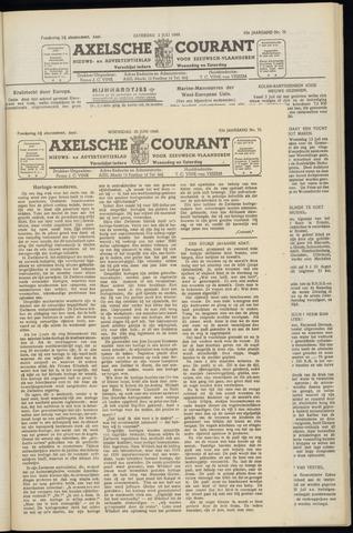Axelsche Courant 1949-06-29