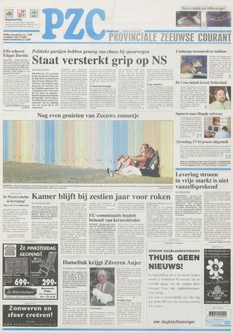 Provinciale Zeeuwse Courant 2001-06-01