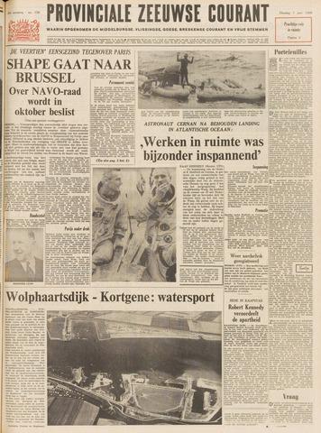 Provinciale Zeeuwse Courant 1966-06-07