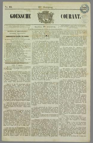 Goessche Courant 1856-08-18