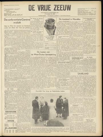 de Vrije Zeeuw 1955-11-10