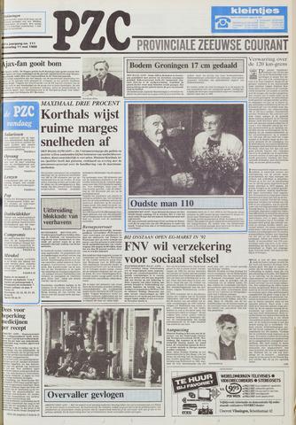Provinciale Zeeuwse Courant 1988-05-11