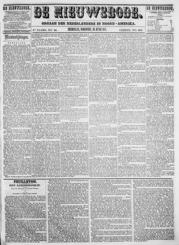 Sheboygan Nieuwsbode 1857-06-30