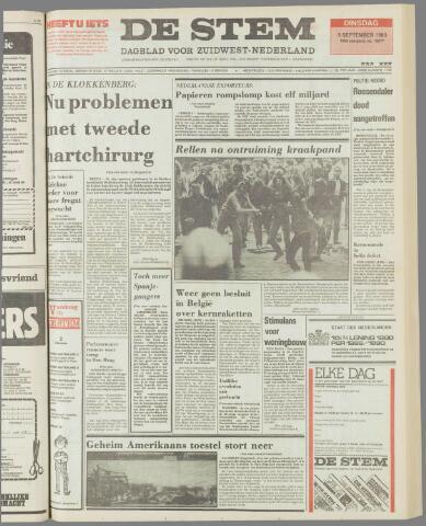de Stem 1980-09-09