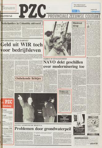 Provinciale Zeeuwse Courant 1988-03-04
