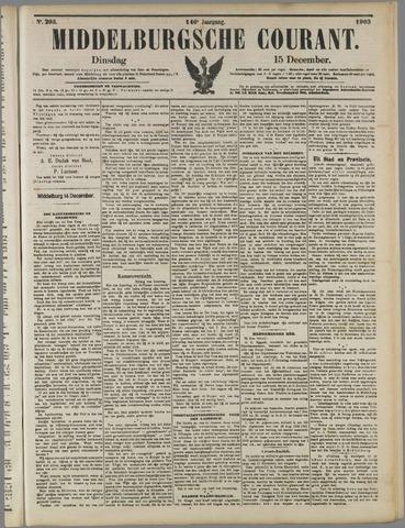 Middelburgsche Courant 1903-12-15