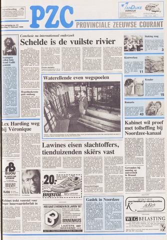 Provinciale Zeeuwse Courant 1990-02-17