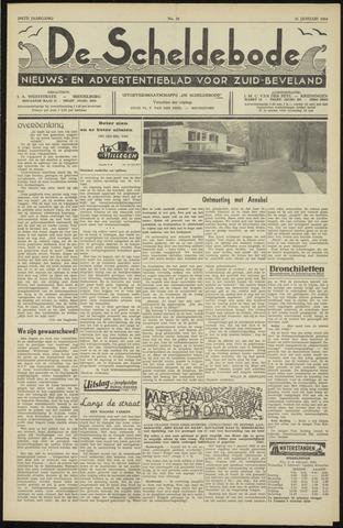 Scheldebode 1964-01-31