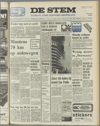 de Stem 1974-02-02
