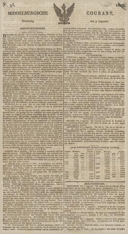 Middelburgsche Courant 1827-08-09