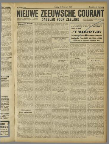 Nieuwe Zeeuwsche Courant 1921-02-18